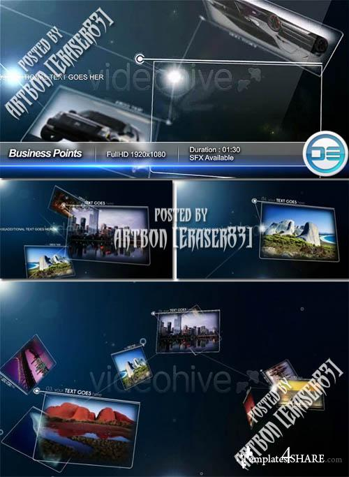 Business Points - Project for After Effects (Videohive)