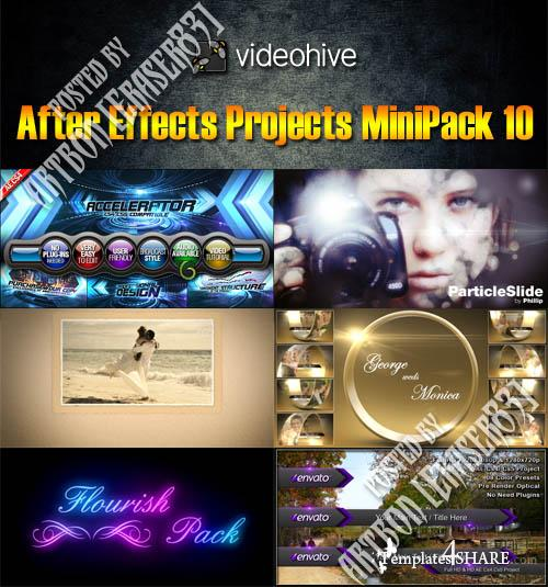 Videohive Projects MiniPack 10
