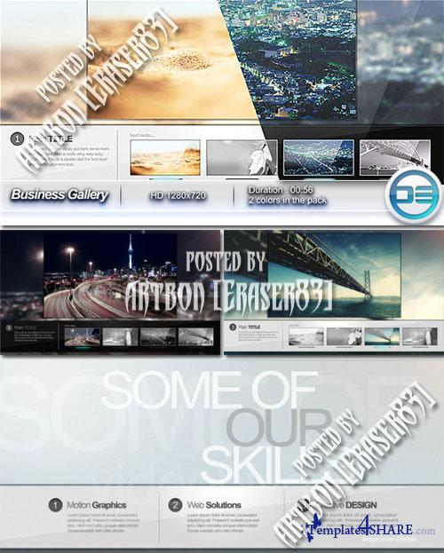 Business Gallery - Project for After Effects (Videohive)
