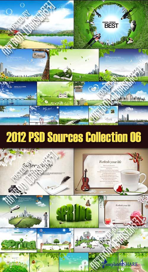 2012 PSD Sources Collection 06