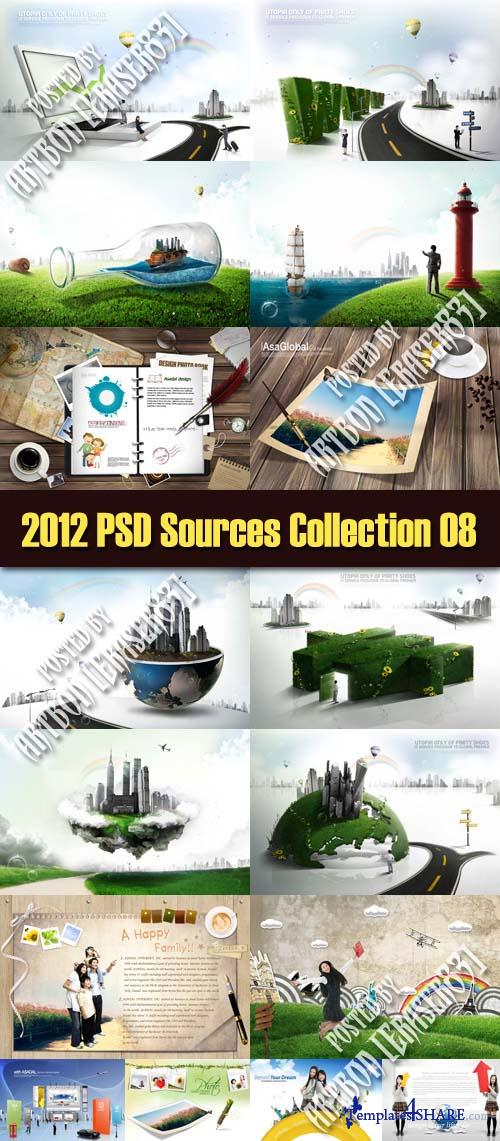 2012 PSD Sources Collection 08