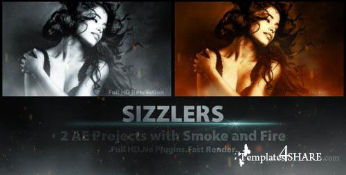 SIZZLERS - Project for After Effects (Videohive)