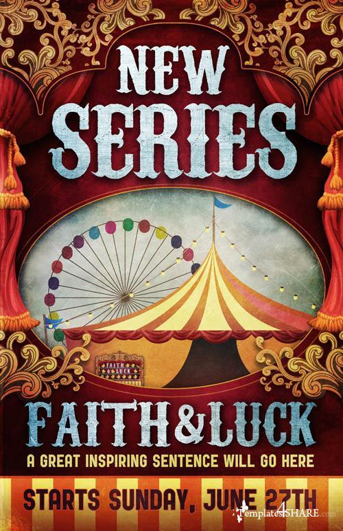 Faith & Luck - Promo Poster