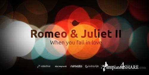 Romeo & Juliet II (When you fall in love) - Project for After Effects (VideoHive)