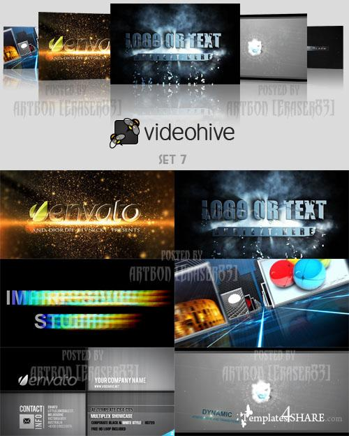 Videohive Projects Pack - Set 7 - REUPLOAD