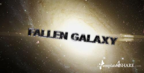 Fallen Galaxy - Project for After Effects (VideoHive)