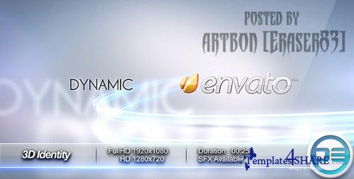 3D Identity - Project for After Effects (Videohive) - REUPLOAD