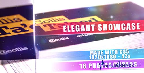 Elegant Showcase - Project for After Effects (Videohive) - REUPLOAD