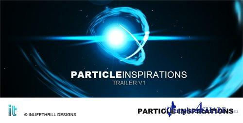 Particle Inspirations - Trailer - Project for After Effects (VideoHive)