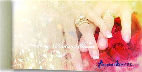 Wedding Photo Album And Slideshow II - Project for After Effects (VideoHive)
