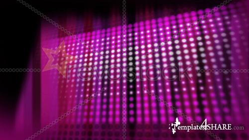 Pink LED Wall - Footage for After Effects (Revostock) - REUPLOAD