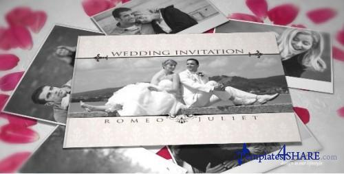 Wedding Invitation - Project for After Effects (VideoHive)