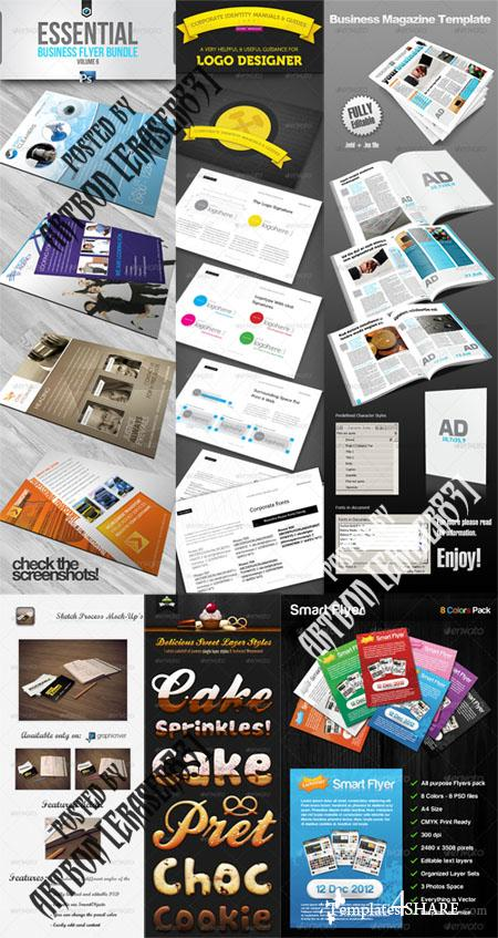 GraphicRiver Stylish Design Collection 3 - REUPLOAD