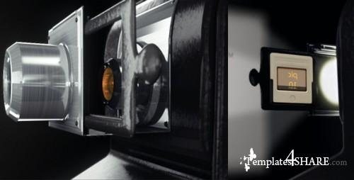 Old Photo Slider Machine - Project for After Effects (VideoHive)
