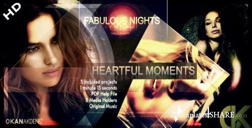 Fabulous Nights HD - Project for After Effects (VideoHive)