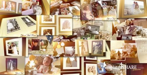 Family Photo Album Slideshow - Project for After Effects (VideoHive)