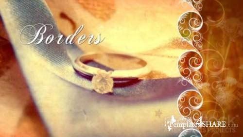 Autumn Wedding Elements - Project for After Effects (Revostock)