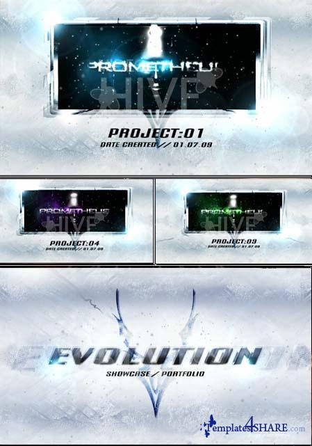 Evolution - Project for After Effects (Videohive) - REUPLOAD