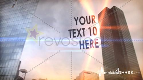 Metropolis - Projects for After Effects (Revostock)