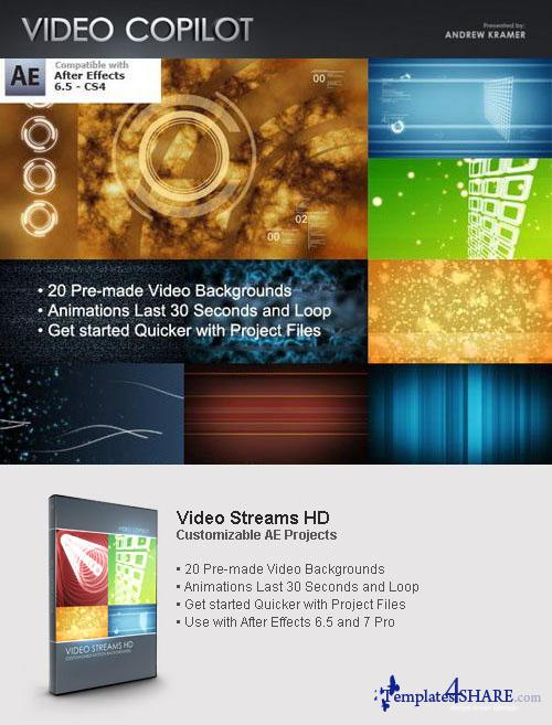 Video Copilot - Stream HD - REUPLOAD