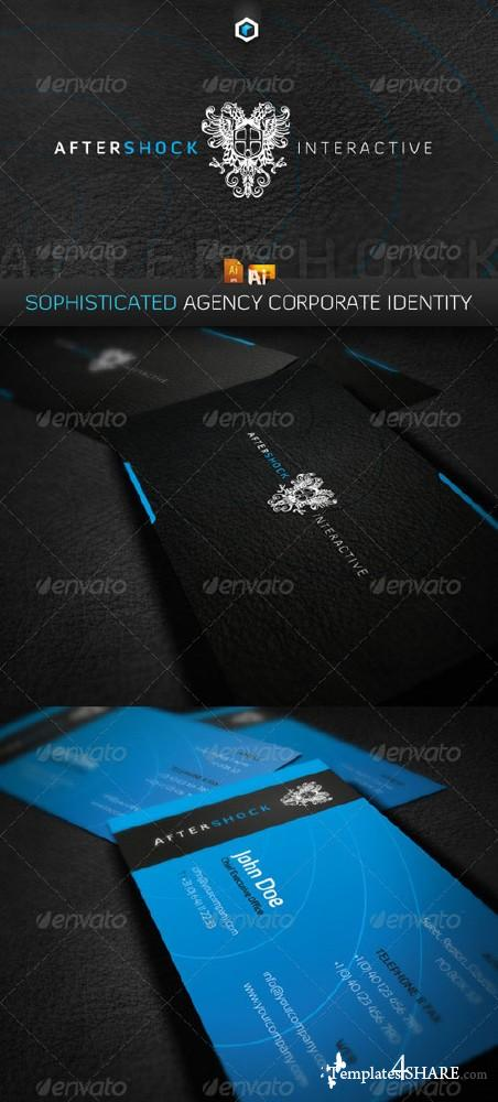 GraphicRiver RW Sophisticated Modern Corporate Identity - REUPLOAD