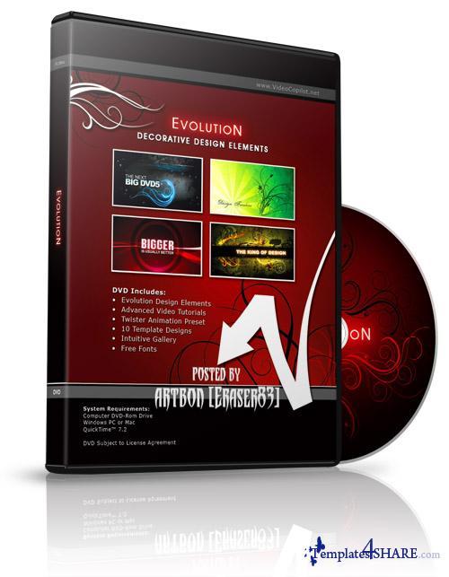 Video Copilot - Evolution (Decorative Design Elements) - REUPLOAD