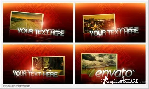 Cynosure - AE CS4 HD project - Project for After Effects (Videohive)