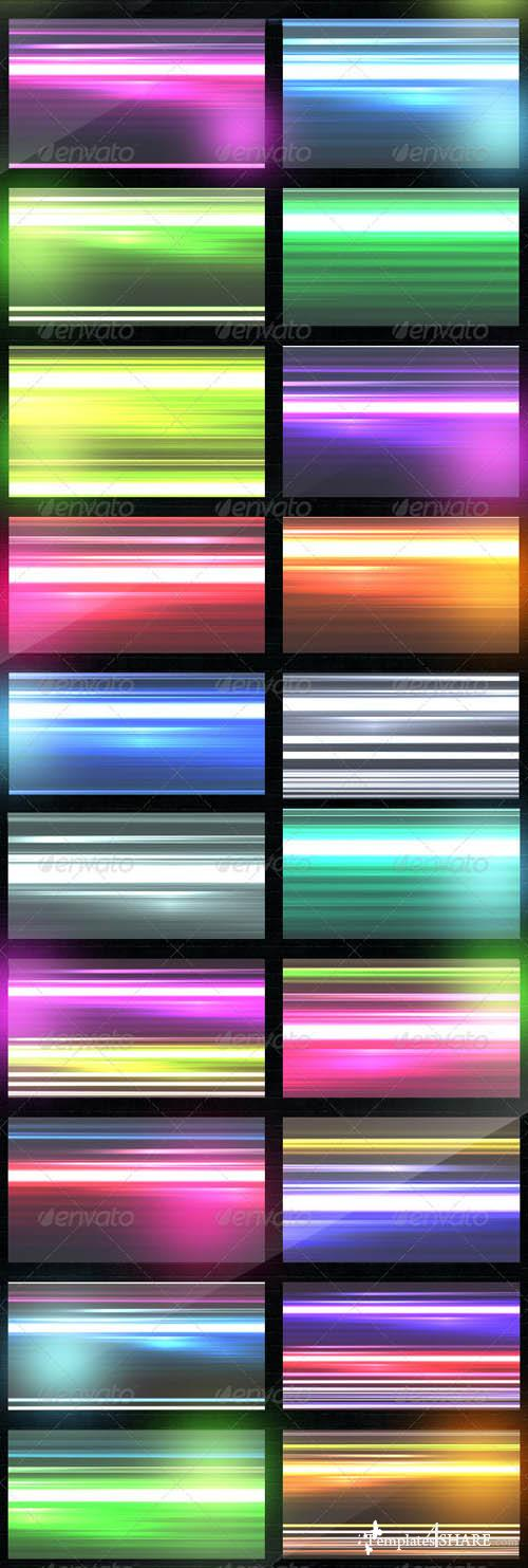 GraphicRiver 20 Abstract Background Lightning Effect