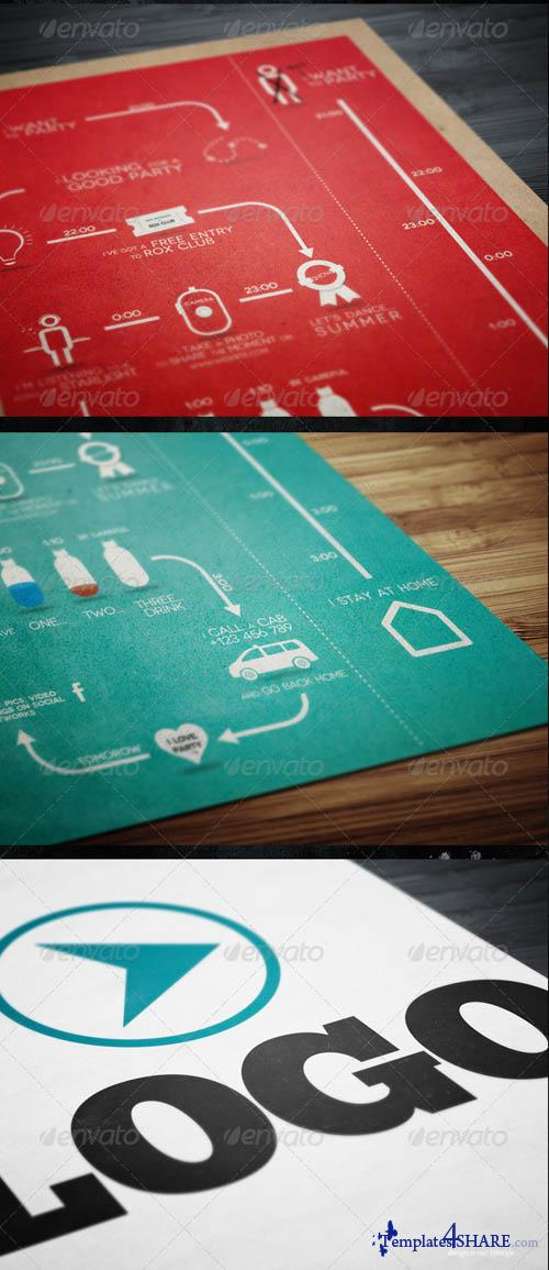 GraphicRiver Universal Closeup Mockup Action Pack