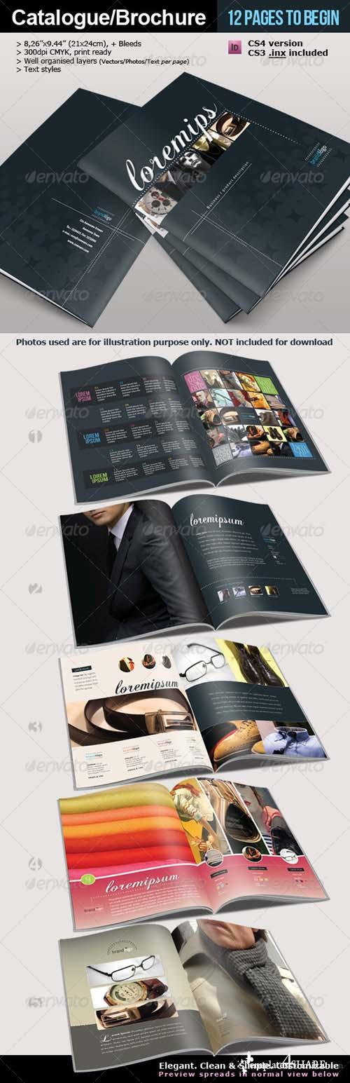 GraphicRiver Brochure/Catalogue - REUPLOAD