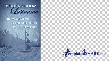 Precomposed Pro Motion Menu Kit: 04 Swan Lake (+ Tutorials)