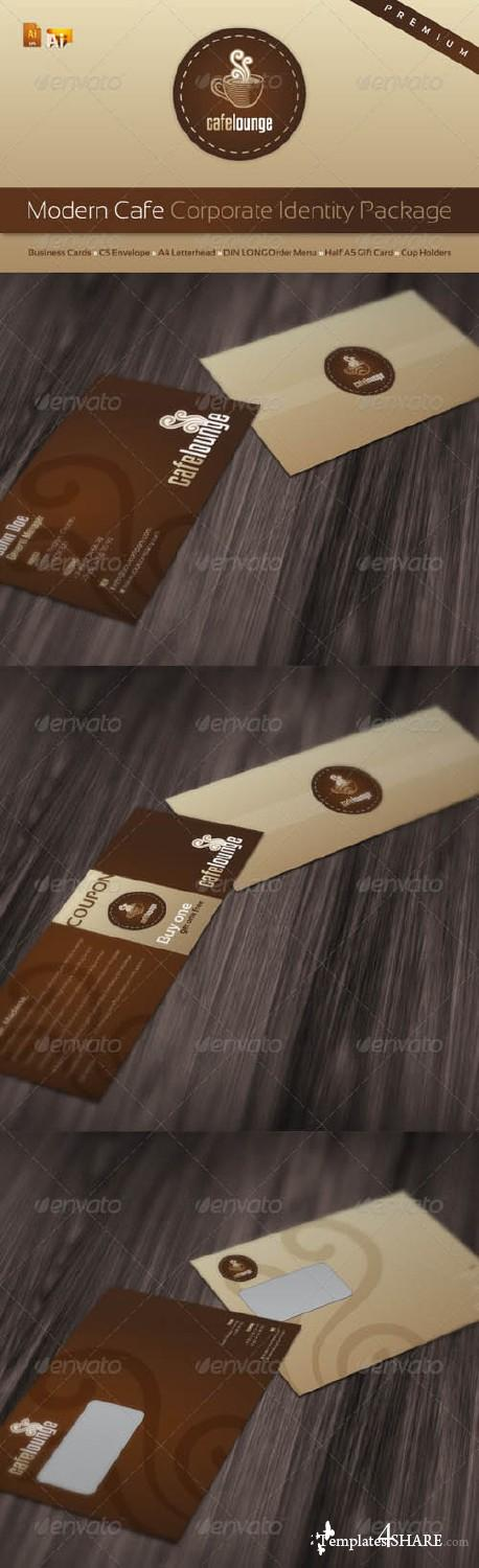 GraphicRiver RW Cafe Lounge Identity Package - REUPLOAD