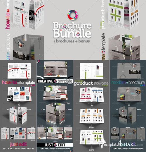 GraphicRiver Brochure Bundle v1 - REUPLOAD