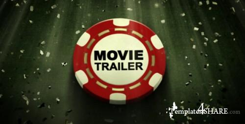 POKER (Movie Trailer) - Project for After Effects (Videohive) - REUPLOAD