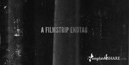 Filmstrip Endtag - Project for After Effects (Videohive) - REUPLOAD