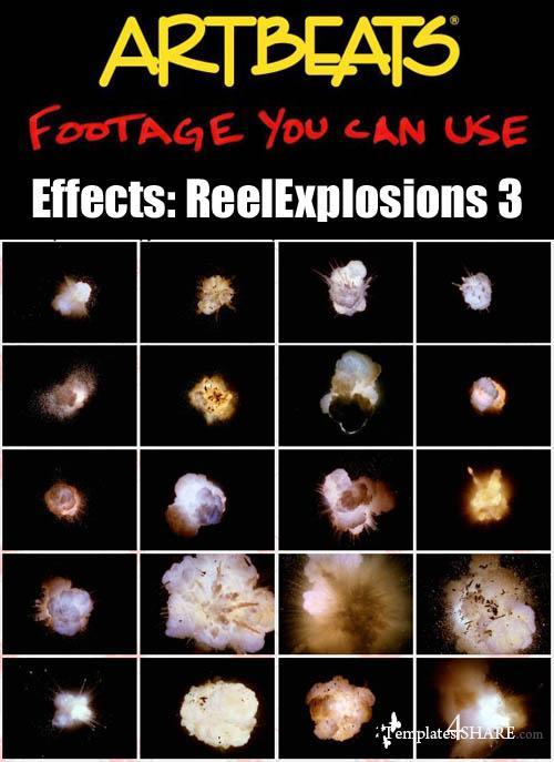 Artbeats Effects: ReelExplosions 3 - REUPLOAD