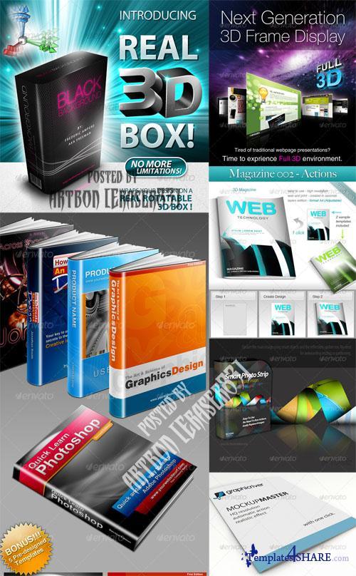 GraphicRiver Mockup Generator Pack - REUPLOAD
