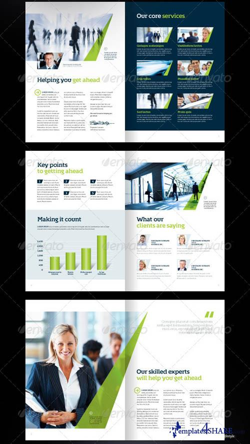 GraphicRiver Business Brochure