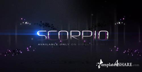 Scorpio - Project for After Effects (Videohive) - REUPLOAD