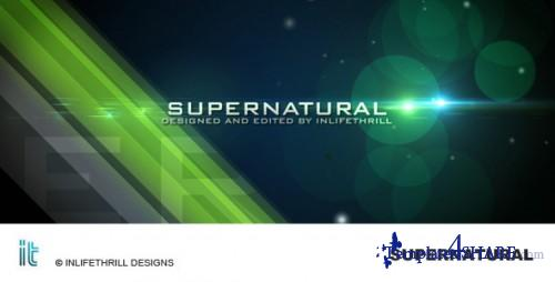 Supernatural - Project for After Effects (Videohive) - REUPLOAD