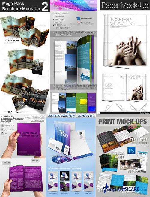 GraphicRiver Mockup Generator Pack 2 - REUPLOAD