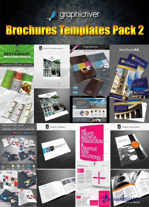 GraphicRiver Brochure Templates Pack 2 - REUPLOAD