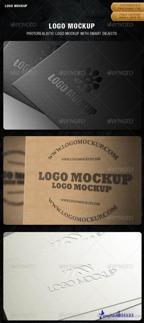 GraphicRiver Logo Mockup