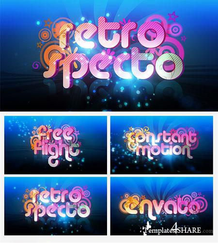 Retroscope - Project for After Effects (Videohive) - REUPLOAD