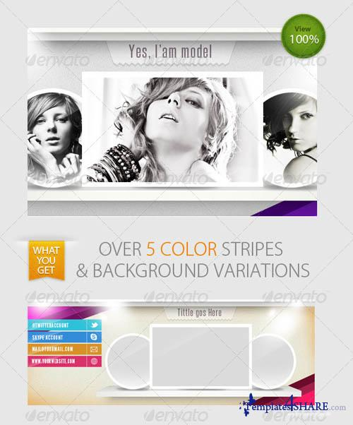 GraphicRiver Showoff Facebook Timeline Cover