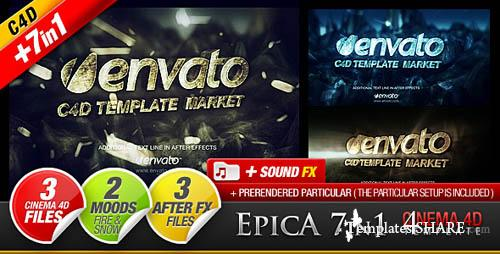 EPICA 7in1 - Projects for After Effects (VideoHive)
