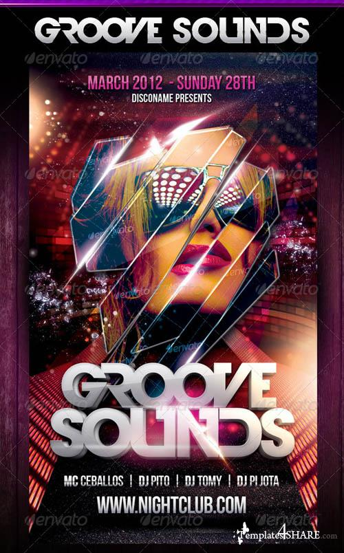 GraphicRiver Groove Sounds