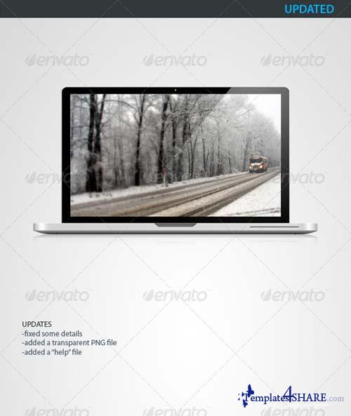GraphicRiver Laptop Presentation
