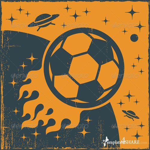 GraphicRiver Space Ball