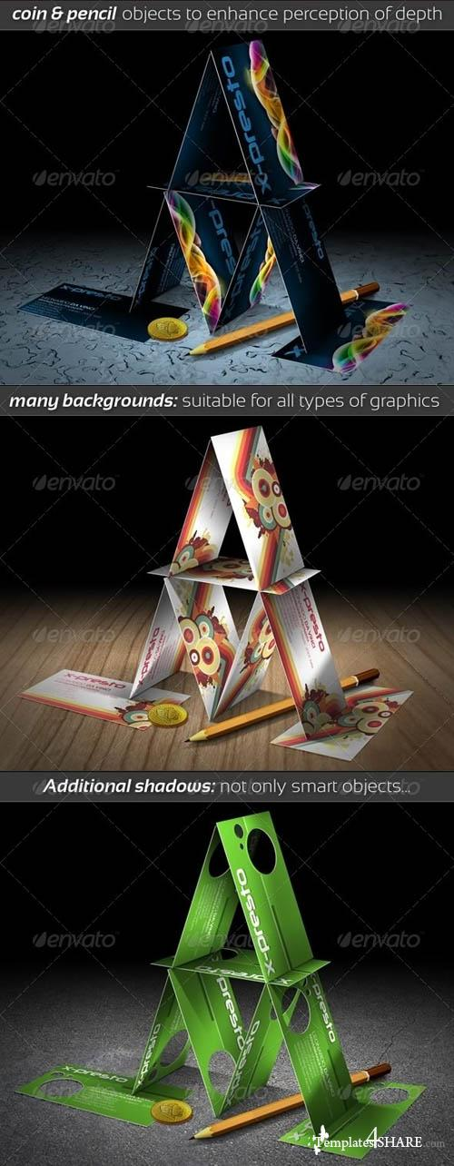 GraphicRiver House of Cards